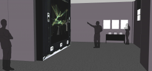 Image of virtual reality system concept for xREZ lab