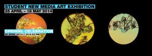 Student New Media Art Exhibition at Dallas Contemporary Arts