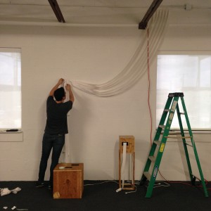 Spencer Brown-Pearn Install
