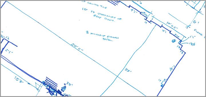Gensler Floorplan Sketch