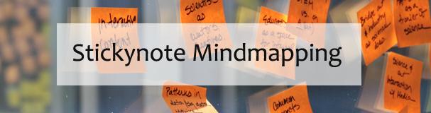 Stickynote Mindmapping2