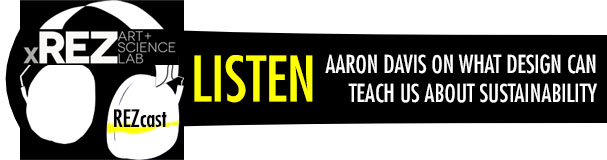 Aaron podcast button