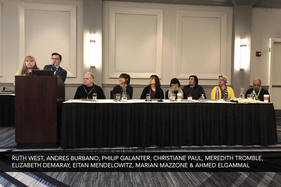 CAA 2020 Panel